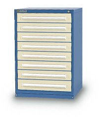 8 Drawer Cabinet (144 compartments)
