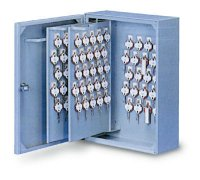 Portable Key Cabinet - 25 Key Capacity