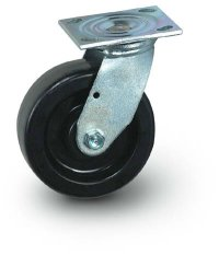 "8"" Phenolic Swivel Heavy Duty Caster"