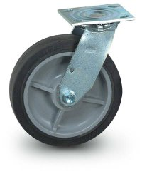 "8"" Quiet Rolling Swivel Caster"