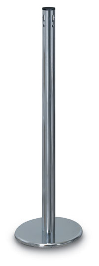 Economy Satin Chrome Post