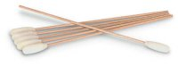 Long Handle Swabs - Wood 500/pk)