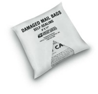 "11"" x 15"" Damaged Mail Pouches (10 packs/case)"