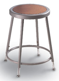 "19""- 27"" Adjustable Height Stool"