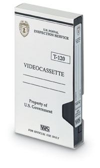 VHS 30 Minute Video Cassettes  (10/pk)