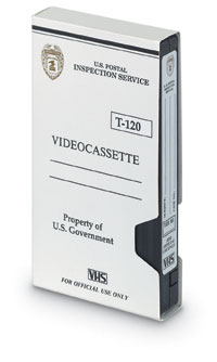 VHS 160 Minute Video Cassettes  (10/pk)