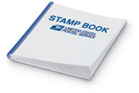 Retail Stamp Book