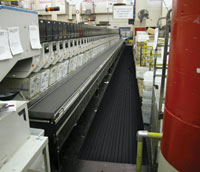 3' x 70' AFSM Stacker Anti-Fatigue Mat