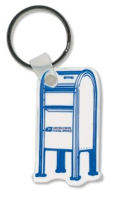 Collection Box Key Ring