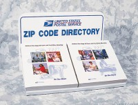 Counter Stand Zip Code Directory Holder