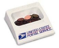 Penny Tray with USPS Logo