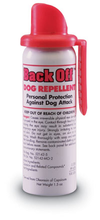 Back Off Dog Repellent