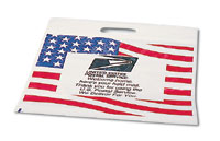 "14"" x 18"" Express Mail Imprinted Hold Mail Bags"