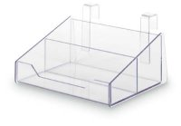 Split Acrylic Extension Shelf