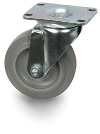 Replacement Casters for 1046P Cart - Swivel